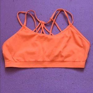 Fabletics strappy bra